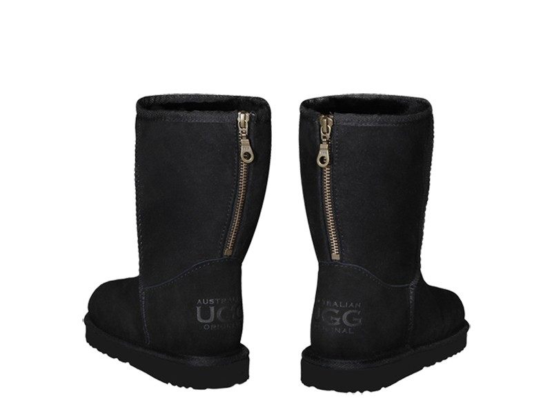 71b7566cc62 AUSTRALIAN UGG ORIGINAL Classic Short Zipper ugg boots