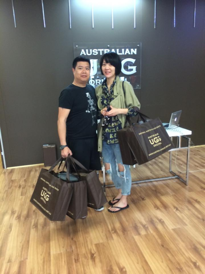 uggs shops in sydney