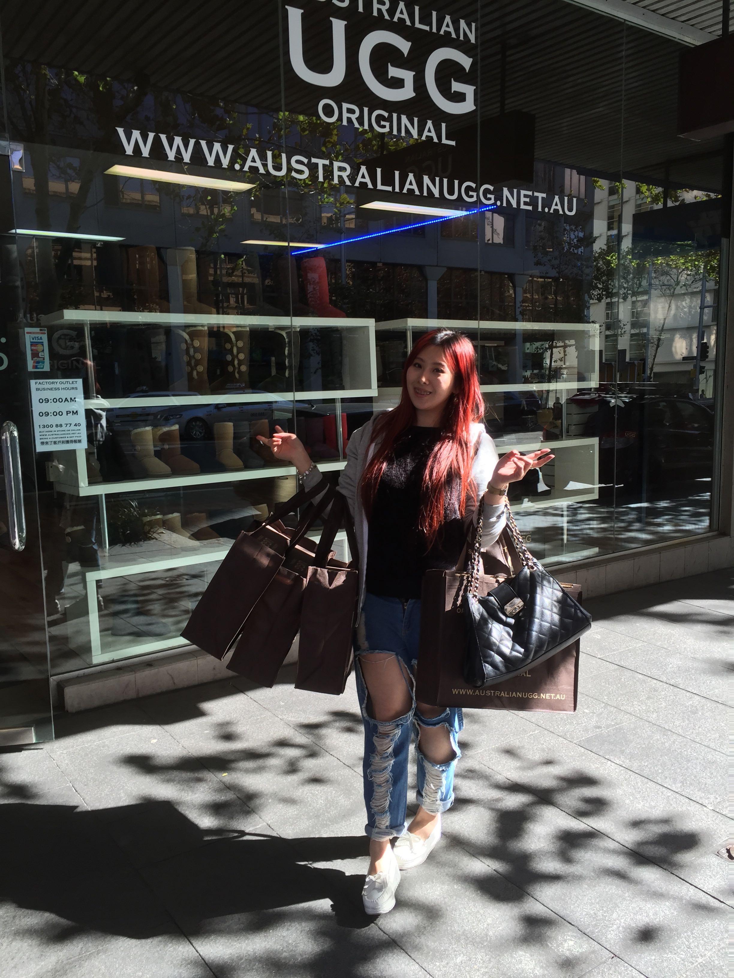 """""""AUSTRALIAN UGG ORIGINAL"""" Sydney Factory Outlet"""